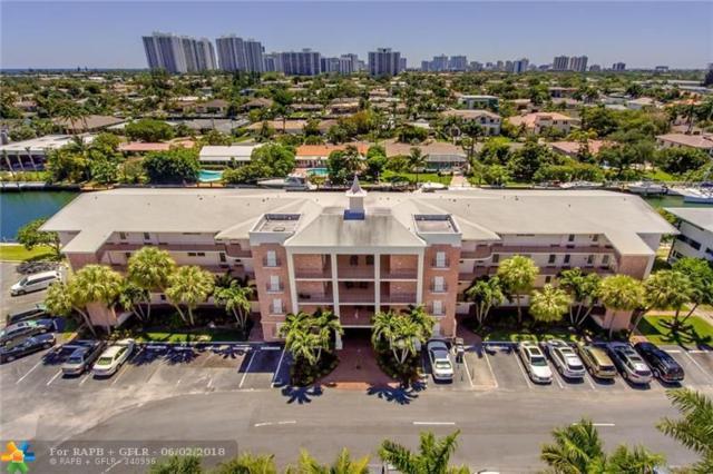 455 Paradise Isle Blvd #402, Hallandale, FL 33009 (MLS #F10120690) :: Green Realty Properties