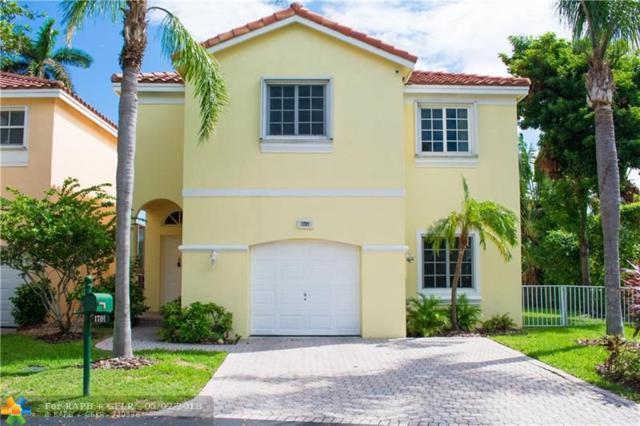 1701 E Trafalgar Cir, Hollywood, FL 33020 (MLS #F10120694) :: Green Realty Properties