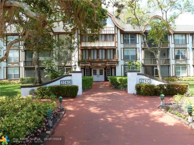 3740 Inverrary Dr 3X, Lauderhill, FL 33319 (MLS #F10120700) :: Green Realty Properties