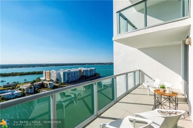 7928 East Dr #1604, North Bay Village, FL 33141 (MLS #F10120778) :: Green Realty Properties