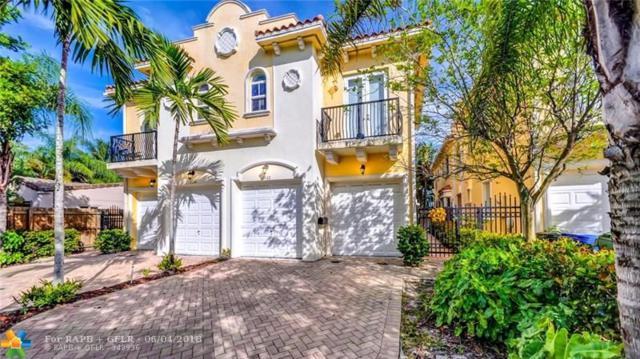 1112 NE 16th Ave #1112, Fort Lauderdale, FL 33304 (MLS #F10120954) :: Green Realty Properties
