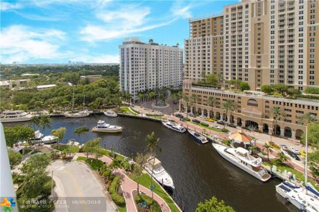 347 N New River Dr #1404, Fort Lauderdale, FL 33301 (MLS #F10120955) :: Green Realty Properties