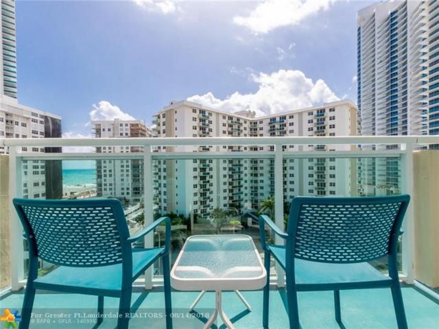 3000 S Ocean Dr #822, Hollywood, FL 33019 (MLS #F10121032) :: Green Realty Properties