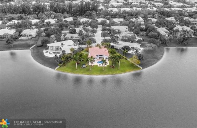 2984 Lake Point Pl, Davie, FL 33328 (MLS #F10121112) :: Green Realty Properties