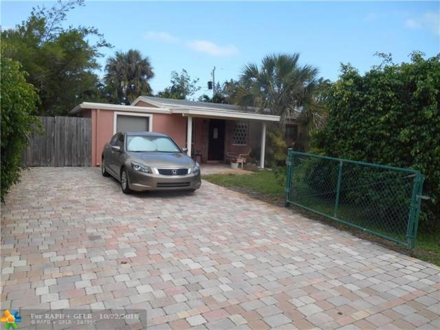 2588 NE 14th Ave, Pompano Beach, FL 33064 (MLS #F10121199) :: Green Realty Properties