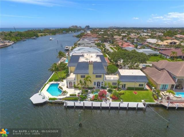 3041 NE 48th St, Lighthouse Point, FL 33064 (MLS #F10121273) :: Green Realty Properties