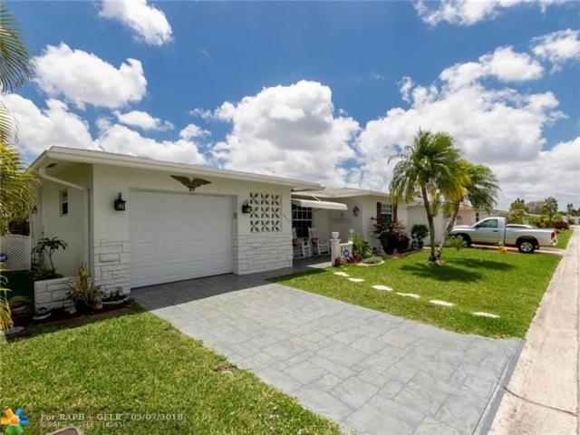 1420 NW 67th Ter, Margate, FL 33063 (MLS #F10121278) :: Green Realty Properties