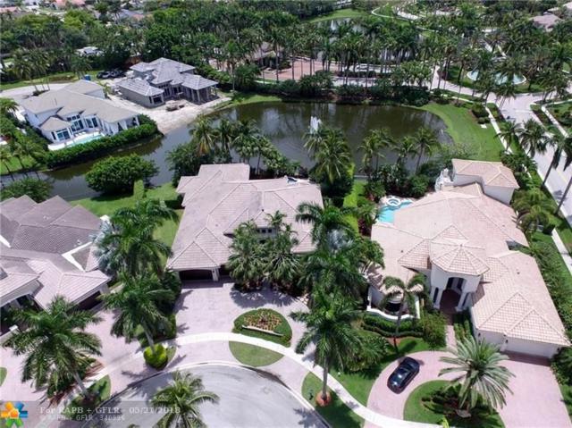 10380 Golden Eagle Ct, Plantation, FL 33324 (MLS #F10121356) :: Laurie Finkelstein Reader Team