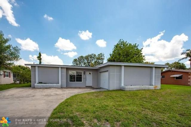 7190 NW 24th Pl, Sunrise, FL 33313 (MLS #F10121462) :: Green Realty Properties