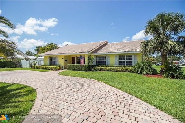 2041 NE 24th St, Lighthouse Point, FL 33064 (MLS #F10121474) :: Green Realty Properties