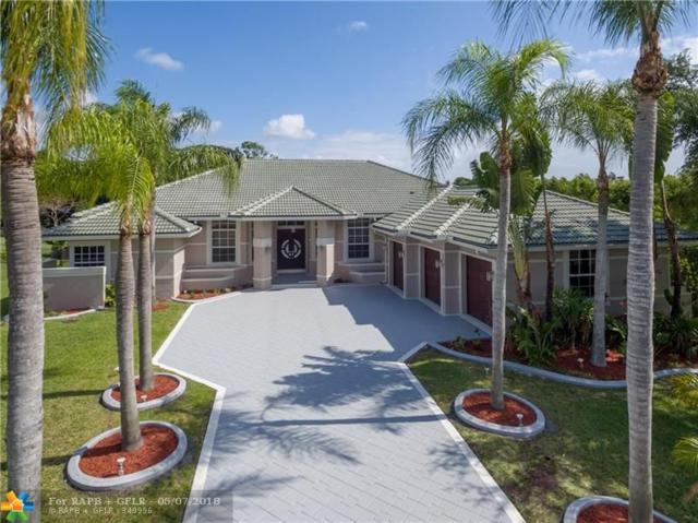 11749 NW 5th St, Plantation, FL 33325 (MLS #F10121644) :: Green Realty Properties