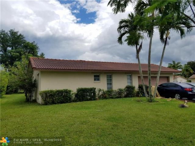 1277 NW 87th Ave, Coral Springs, FL 33071 (MLS #F10121655) :: Green Realty Properties