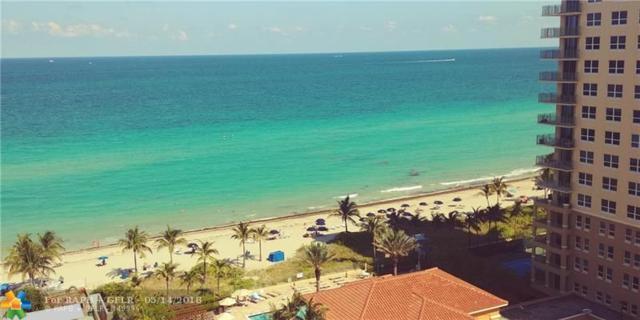 2030 S Ocean Dr #1211, Hallandale, FL 33009 (MLS #F10121729) :: Green Realty Properties