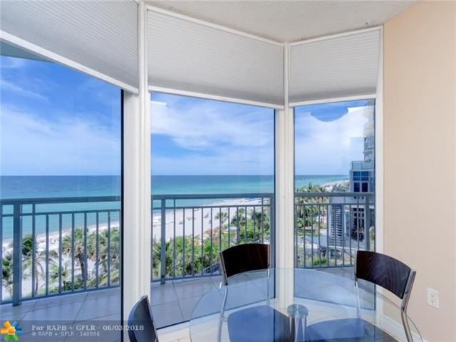 17375 Collins Ave #602, Sunny Isles Beach, FL 33160 (MLS #F10121830) :: Green Realty Properties