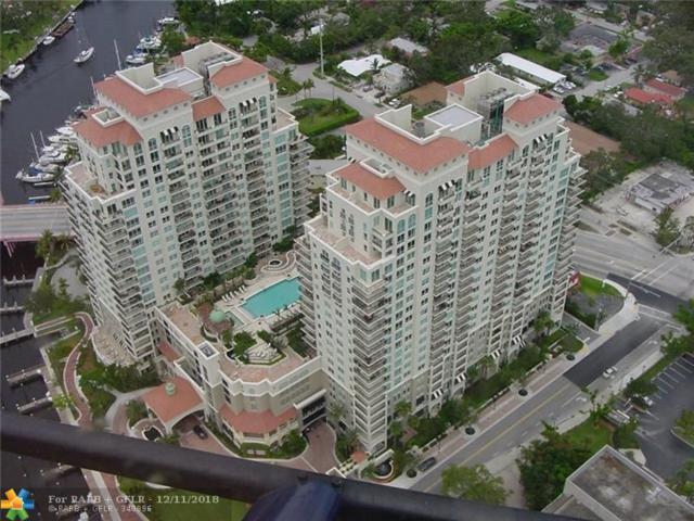 610 W Las Olas Bl 1711N, Fort Lauderdale, FL 33312 (MLS #F10121909) :: Green Realty Properties