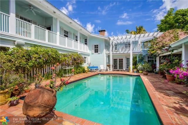 1025 N Southlake Dr, Hollywood, FL 33019 (MLS #F10122109) :: Green Realty Properties