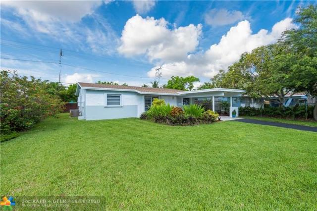 4351 NE 13th Ave, Oakland Park, FL 33334 (MLS #F10122250) :: Green Realty Properties
