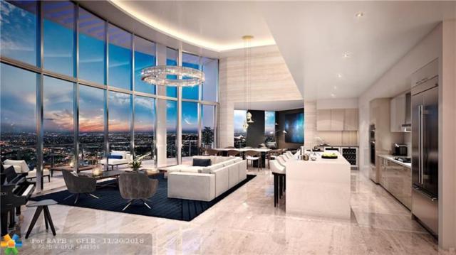 100 E Las Olas Boulavard #4603, Fort Lauderdale, FL 33301 (MLS #F10122334) :: Green Realty Properties