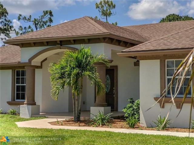 16323 E Preakness Dr, Loxahatchee, FL 33470 (MLS #F10122369) :: Green Realty Properties