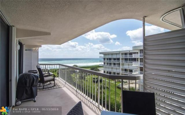 3250 S Ocean Blvd 510 S, Palm Beach, FL 33480 (MLS #F10122609) :: Green Realty Properties
