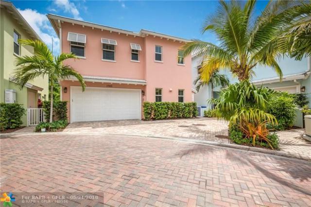 1745 NE 9th #1745, Fort Lauderdale, FL 33304 (MLS #F10122648) :: Green Realty Properties
