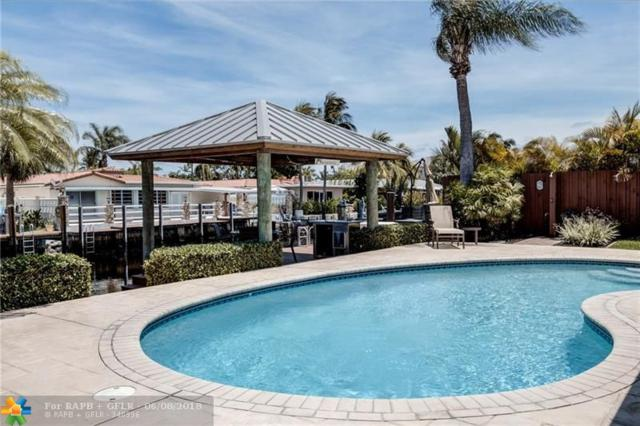 2130 NE 17th Ave, Wilton Manors, FL 33305 (MLS #F10122685) :: Green Realty Properties
