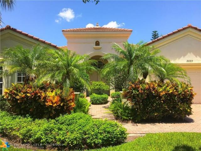 8889 Via Grande, Wellington, FL 33411 (MLS #F10122939) :: Green Realty Properties