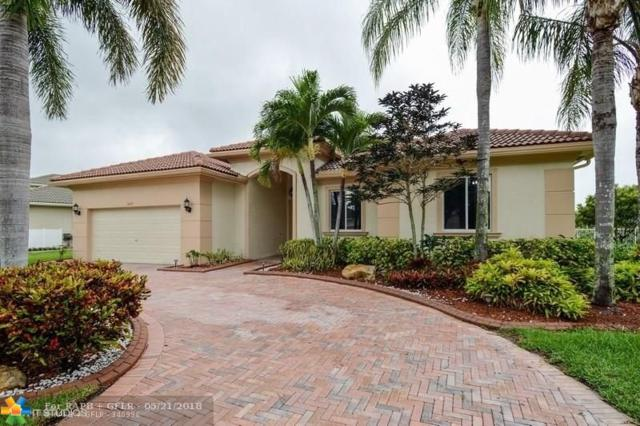6619 SW 192nd Ave, Pembroke Pines, FL 33332 (MLS #F10123144) :: The Dixon Group