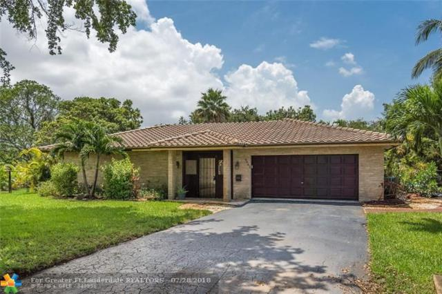 9661 NW 36th Pl, Coral Springs, FL 33065 (MLS #F10123210) :: Green Realty Properties