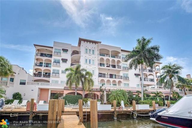 25 Hendricks Isle #504, Fort Lauderdale, FL 33301 (MLS #F10123246) :: Green Realty Properties