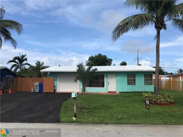 2750 NE 10th Ter, Pompano Beach, FL 33064 (MLS #F10123275) :: Green Realty Properties