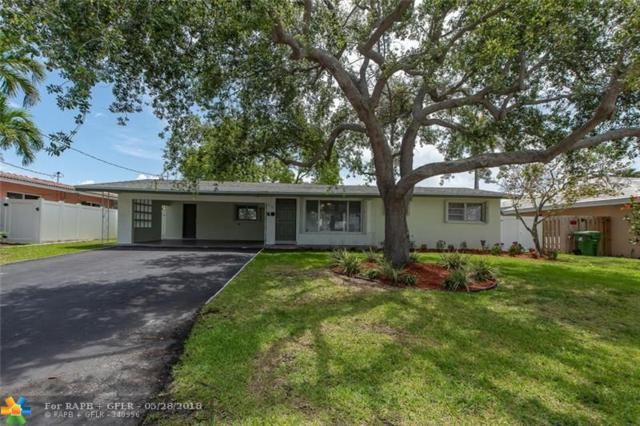 1730 NE 22nd Ter, Fort Lauderdale, FL 33305 (MLS #F10123451) :: Green Realty Properties