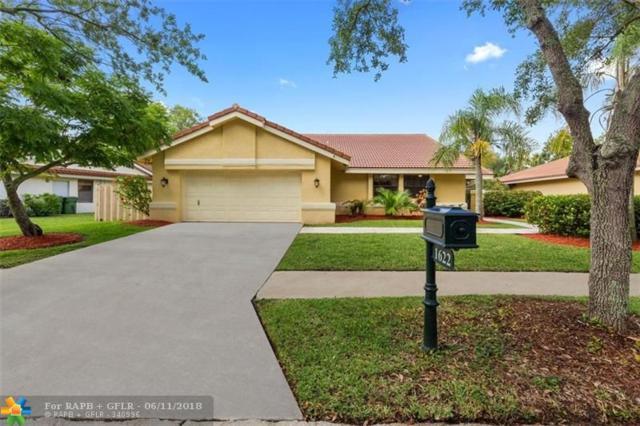 1622 Newport Lane, Weston, FL 33326 (MLS #F10123625) :: Green Realty Properties