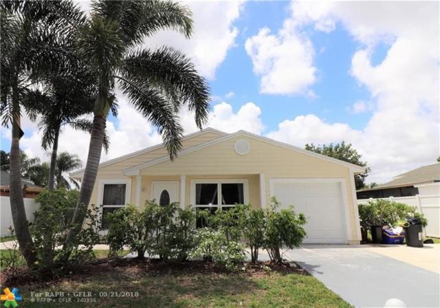 8340 Garden Gate Pl, Boca Raton, FL 33433 (MLS #F10123632) :: Green Realty Properties