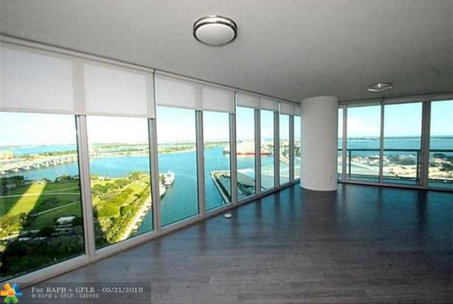888 Biscayne Blvd #2108, Miami, FL 33132 (MLS #F10123656) :: Green Realty Properties