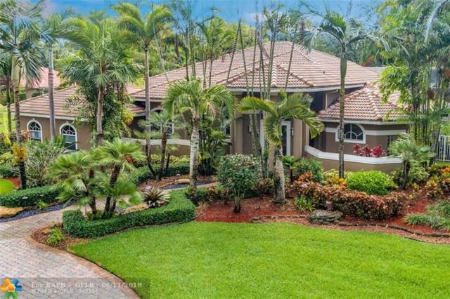 5922 NW 83rd Terrace, Parkland, FL 33067 (MLS #F10123731) :: Green Realty Properties