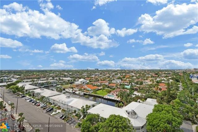 3300 NE 36th St #1207, Fort Lauderdale, FL 33308 (MLS #F10123749) :: Green Realty Properties