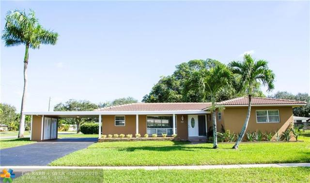 202 SW 60th Ave, Plantation, FL 33317 (MLS #F10123765) :: Green Realty Properties