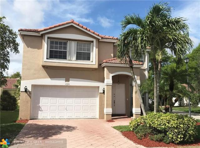 12380 NW 54th Ct, Coral Springs, FL 33076 (MLS #F10123791) :: Green Realty Properties