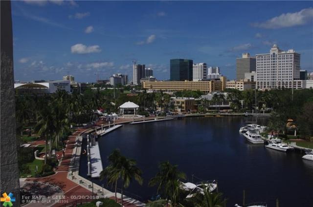 610 W Las Olas Blvd 1820N, Fort Lauderdale, FL 33312 (MLS #F10123804) :: Green Realty Properties