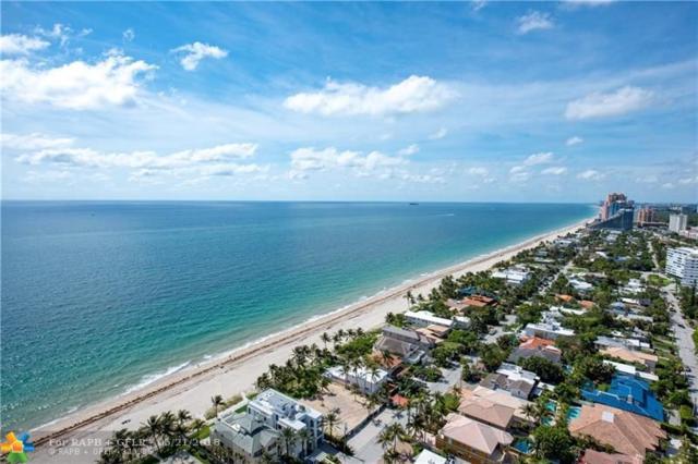 3100 N Ocean Blvd 2810-PH, Fort Lauderdale, FL 33308 (MLS #F10123809) :: Green Realty Properties