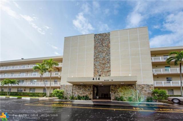 414 SE 10th St #107, Dania Beach, FL 33004 (MLS #F10123860) :: Green Realty Properties