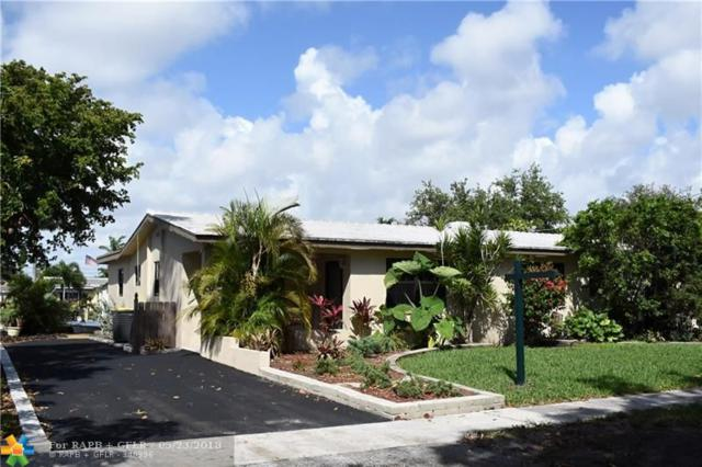 805 NW 13th Ave, Dania Beach, FL 33004 (MLS #F10123966) :: Green Realty Properties