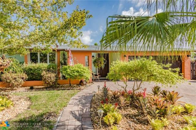10581 NW 29th Ct, Sunrise, FL 33322 (MLS #F10124212) :: Green Realty Properties