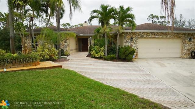 5754 NW 65th Ter, Parkland, FL 33067 (MLS #F10124247) :: Green Realty Properties