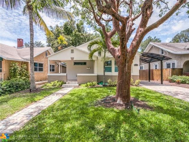 704 SE 7th St, Fort Lauderdale, FL 33301 (MLS #F10124262) :: Green Realty Properties