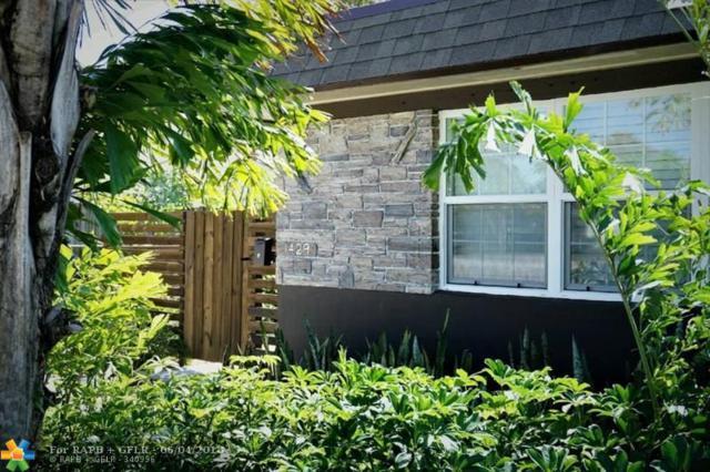 1429 N Andrews Ave, Fort Lauderdale, FL 33311 (MLS #F10124275) :: Green Realty Properties