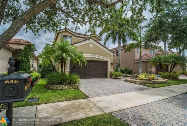 636 Bald Cypress Rd, Weston, FL 33327 (MLS #F10124332) :: Green Realty Properties