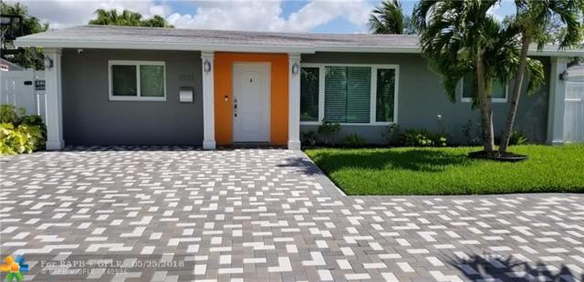 1931 NW 33rd Court, Oakland Park, FL 33309 (MLS #F10124518) :: Green Realty Properties