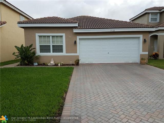 7133 Crescent Creek Ln, Coconut Creek, FL 33073 (MLS #F10124577) :: Green Realty Properties